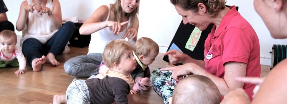 Babytegn undervisning
