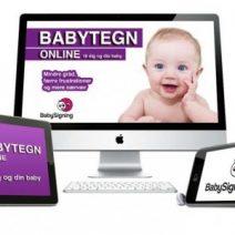 Online babytegn workshop