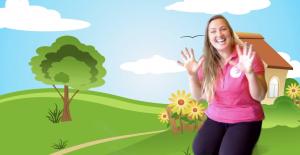 Rytmik og babytegn online hold